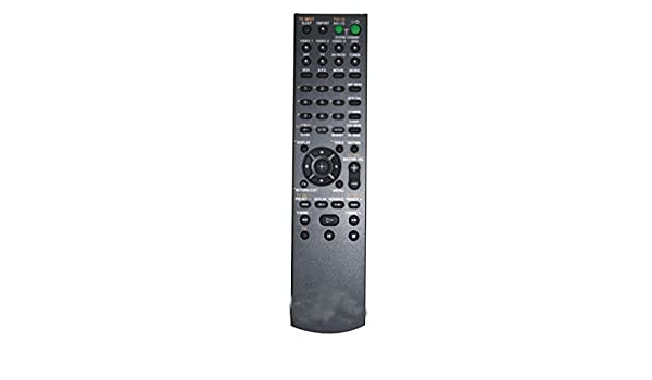 RMAAL019 A1542913A 148787511 Replacement Remote Control for Sony STRDG1200