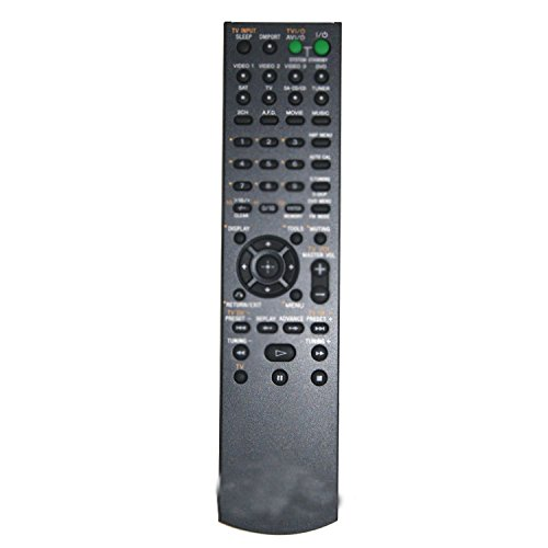 LR Generic Remote Control Fit For STR-DA3400ES RM-AAL018 RM-AAL012 For Sony DVD Theater System A/V AV Receiver -  long-run