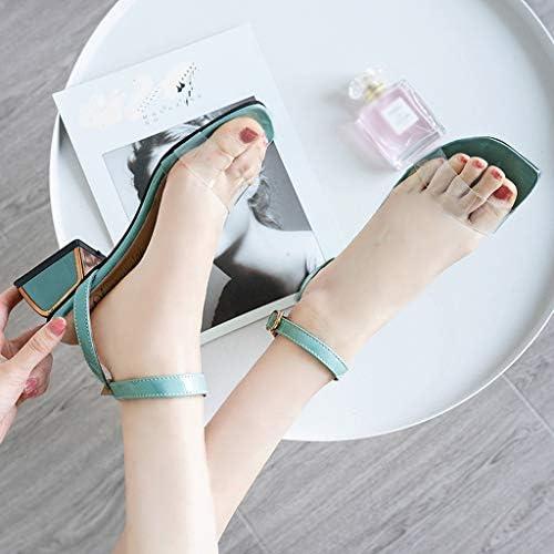 jieGREAT - Sandalias de vestir para mujer azul claro 40 ...