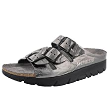 Mephisto Men's Zach Tan Grain sandals 7 M