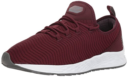 New Balance Men's Arishi v1 Fresh Foam Running Shoe, Burgundy, 9.5 D US ()