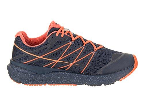 La Parete Nord Delle Donne Ultra Cardiaca Ii Escursioni Con Le Racchette Ombreggiata Blu Nasturzio Arancione /