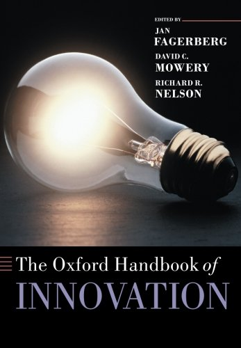 The Oxford Handbook of Innovation (Oxford Handbooks)