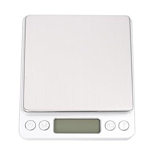 Pocket LCD Mini Electronic Digital Balance Weight Scale 300x0.01g - 8