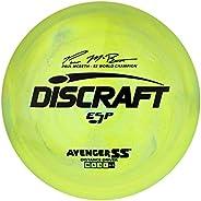 Discraft Paul McBeth Signature ESP Avenger SS Distance Driver Golf Disc [Colors May Vary]
