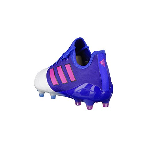 hot sales 5f2ad 4979e gran venta adidas Ace 17.1 Leather Fg, Botas de Fútbol para Hombre, Rot