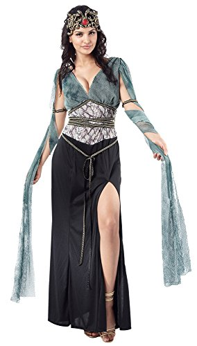 Medusa Costume Uk (Uk 10-14 Ladies Medusa Costume)