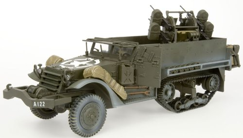 21st Century Toys Vehicles (21st Century 1/18 Scale M16 Multi-Gun Carriage Halftrack)