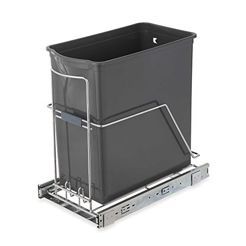 Real Simple 30-Liter Pull-Out Trash Can