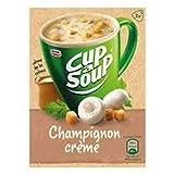 UNOX CREAM OF MUSHROOM CUP OF SOUP