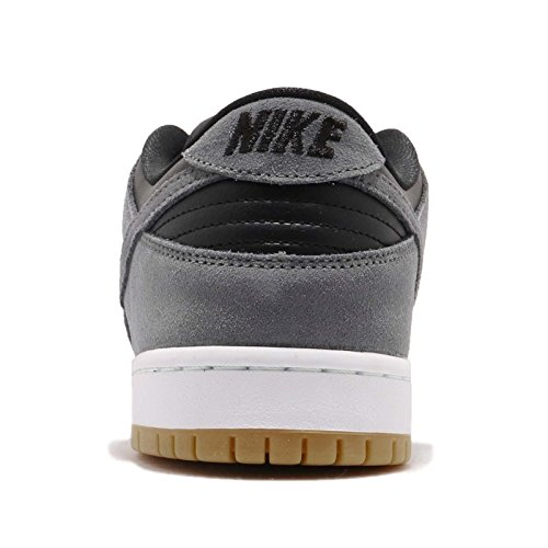 Black Low Multicolore NIKE Grey White Dark 001 garçon TRD Grey Dunk Skateboard Dark SB Chaussures de EaqaO8