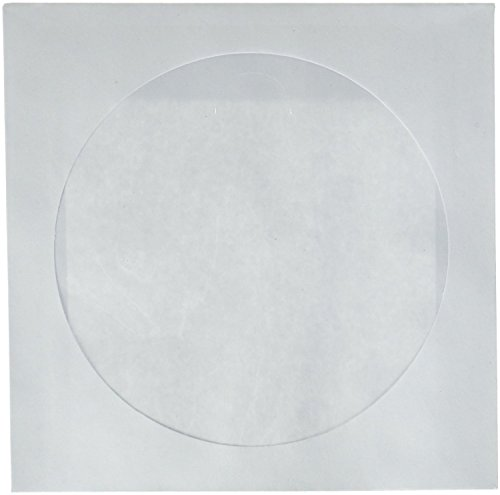 1000 clear cd sleeves - 4