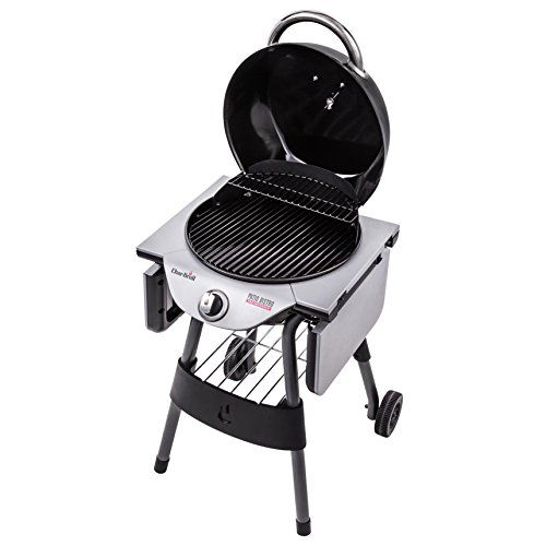 Char-Broil 17602048 TRU Infrared Patio Bistro Electric Grill, Black, 240