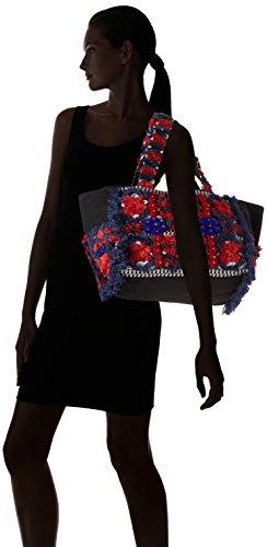 Antik Batik femme Sunny Cabas Multicolore (Multico)