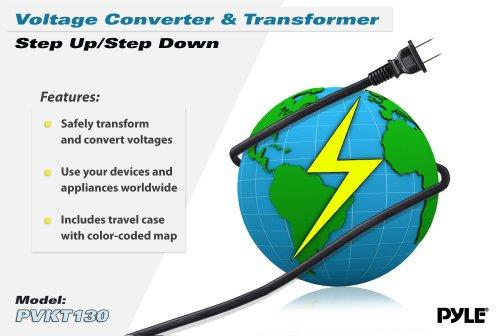 Pyle Down Converter Kit