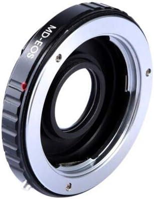 K/&F Concept Lens Adapter Ring for Leica R LR to Canon EOS EF 1D 1DS Mark II III IV 5D Mark II 7D 40D 50D 60D 70D Digital Rebel T2i T3 T3i T4i T5i SL1 Camera