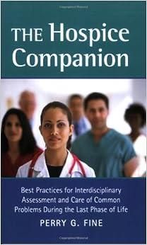 Book The Hospice Companion