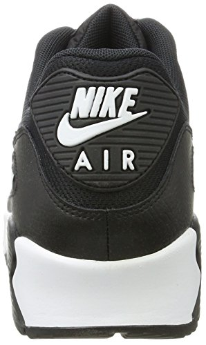 Basses Noir Sneakers Max NIKE Black Black Grey Femme black cool 90 Air YFwxI