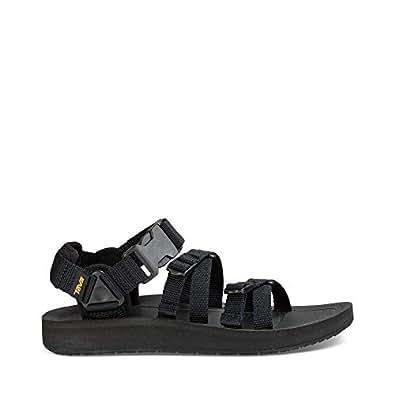 Teva Men's ALP 2 Active Sandal,Black,US 7 M