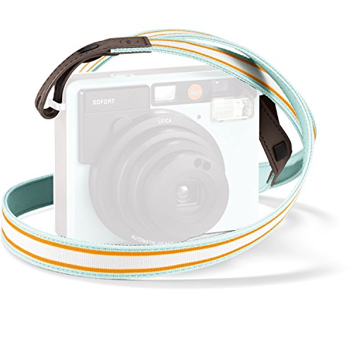 Leica Strap for SOFORT Instant Camera, Mint (Case Camera Leica)