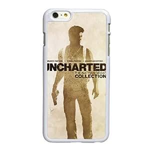El desconocido Nathan Drake Colección O3C82I3IE funda iPhone 6 6S 4,7 pufunda LGadas caso funda I077SY blanco