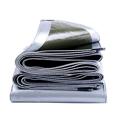Im Freien Wasserdichtes Sonnenschutz-Tuch der Plane Dickes Anti-Tuch (Farbe   A, größe   3x4m)