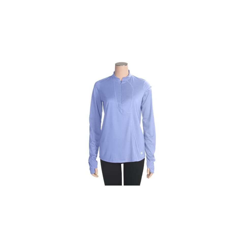 Mountain Hardwear Passage Point Pullover Shirt   Zip Neck, Long