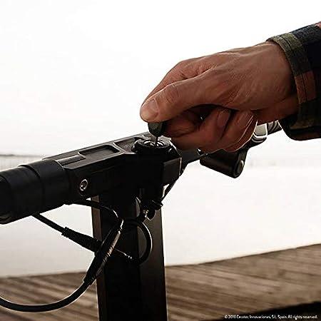 Cecotec Patinete Eléctrico Off-Road Demigod. Potencia 800 W, Sube Cuestas, Ruedas XL antirreventón Tubeless, Sillín, Autonomía 30 km, Velocidad máx. ...
