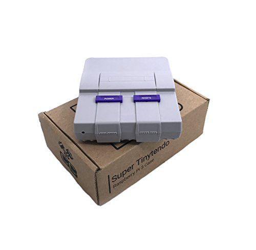 Super tinytendo case for raspberry pi 3 2 model b with for Super table ld 99