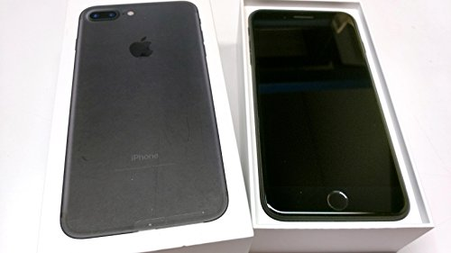 Apple iPhone 7 Plus, 32GB, Black - For AT&T (Renewed)