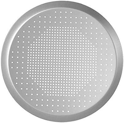 FidgetGear - Molde Redondo Antiadherente para Pizza (38 cm), Show ...