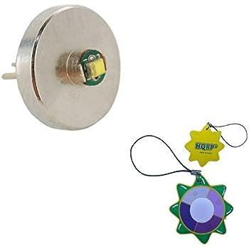 Hqrp Upgrade Led Bulb Bi Pin Led Module For Mini Mag Lite