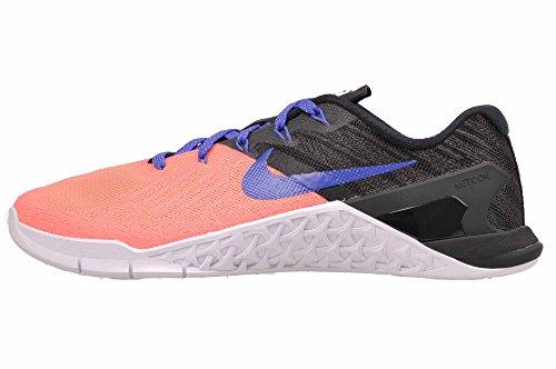 Nike 3 Metcon 5 mujer para 4 WMNS Blue Lava Black Paramount UK Glow qfrAq
