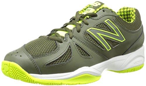New Balance Men's MC696 Tennis Shoe,Yellow,9.5 D US