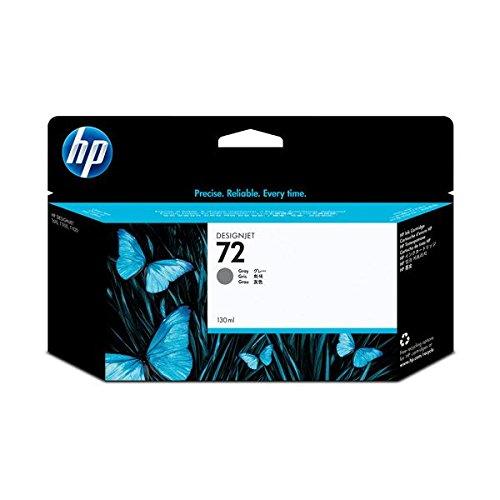 (まとめ) HP72 インクカートリッジ グレー 130ml 染料系 C9374A 1個 【×3セット】 ds-1578422 B06XYVWMY9