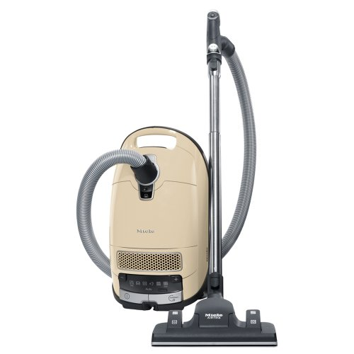 Miele S8590 Alize Canister Vacuum Cleaner (Old Model) Review