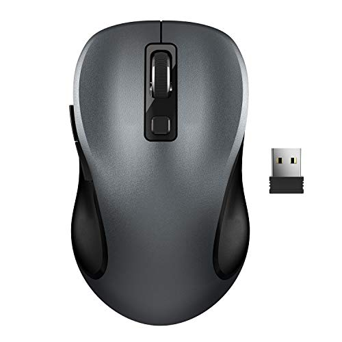 2.4G Wireless Ergonomic Cordless Computer Mouse Now $7.49 (Was $19.99)