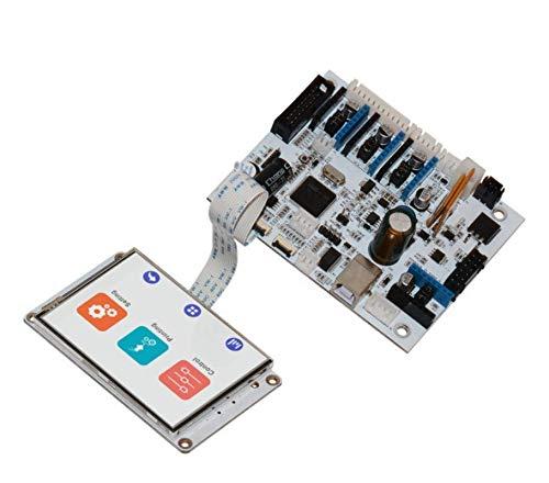 (Momeria Open Source GTM32 Mini Control Board Touch Screen Combo kit 1Pc )