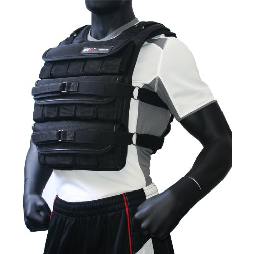 MIR® 50LBS PRO (LONG STYLE) ADJUSTABLE WEIGHTED VEST