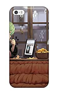 one piece hat guys stripes anime Anime Pop Culture Hard Plastic iPhone 5/5s cases