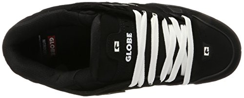 Sneaker Globe Black Uomo Sabre Black Gum Nero Uzq81wxz
