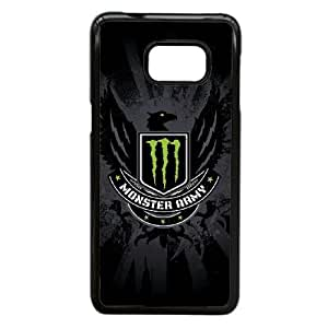 Protection Cover Samsung Galaxy Note 5 Edge Cell Phone Case Black Monster Energy Eupgh Personalized Durable Cases