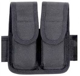 BLACKHAWK Molded Black CORDURA Double Mag Pouch - Double Row 41LdC9R9kzL