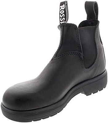 6a0e43e694884a Amazon.com   Rossi Boots Endura 301 Black Mens Size AU9.5 (AU US EU Sizes)    Garden   Outdoor