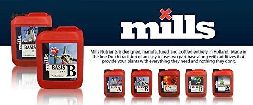 C4 (5 Liter) Mills Nutrients