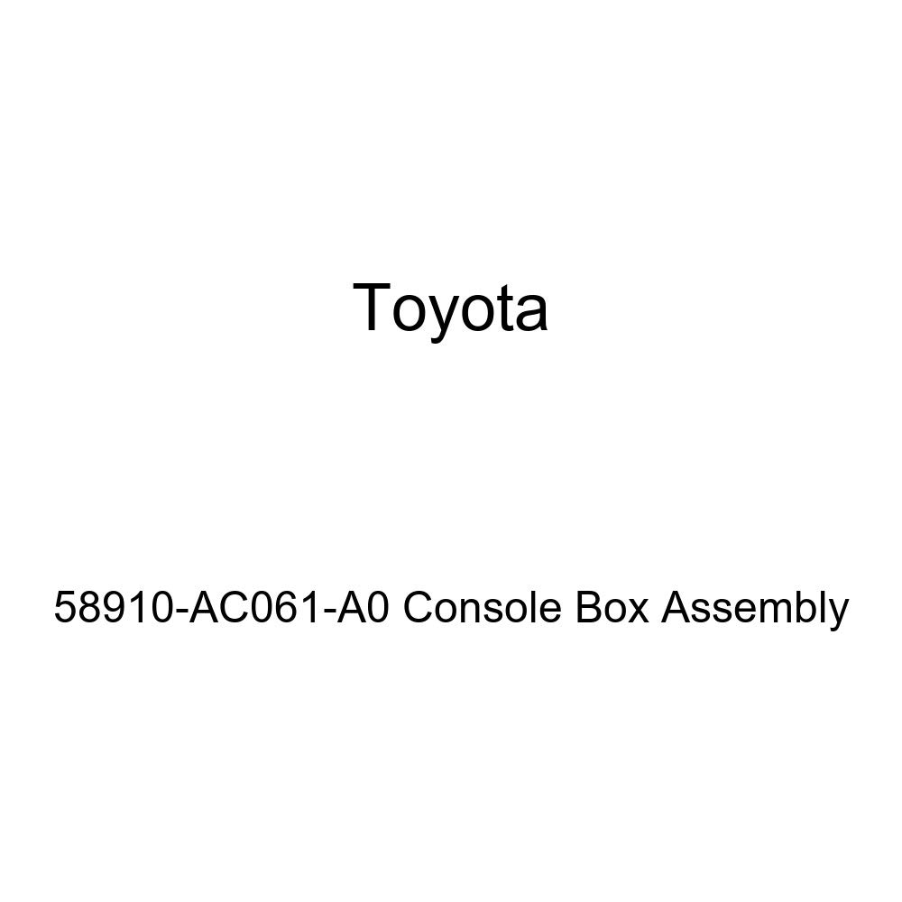 Toyota 58910-AC061-A0 Console Box Assembly