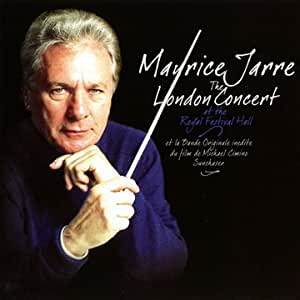 Maurice Jarre - The London Concert At The Royal Festival Hall