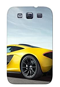 New Arrival Premium Galaxy S3 Case Cover With Appearance (mclaren P1)