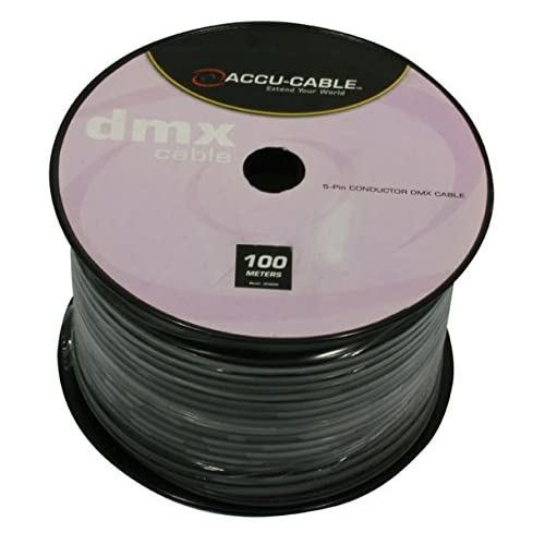 Image of Lighting Accessories Accu Cable 100m 5 Pin DMX Cable