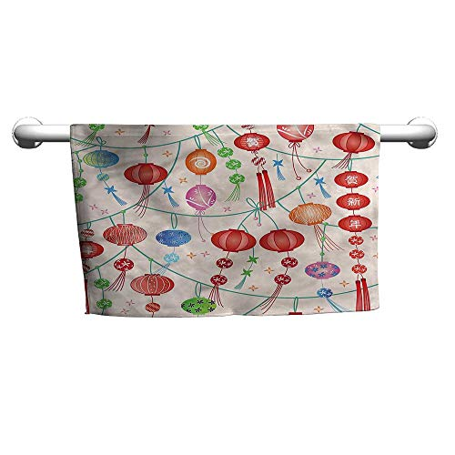(alisoso Lantern,Wholesale Towels Chinese Celebration Theme W 35